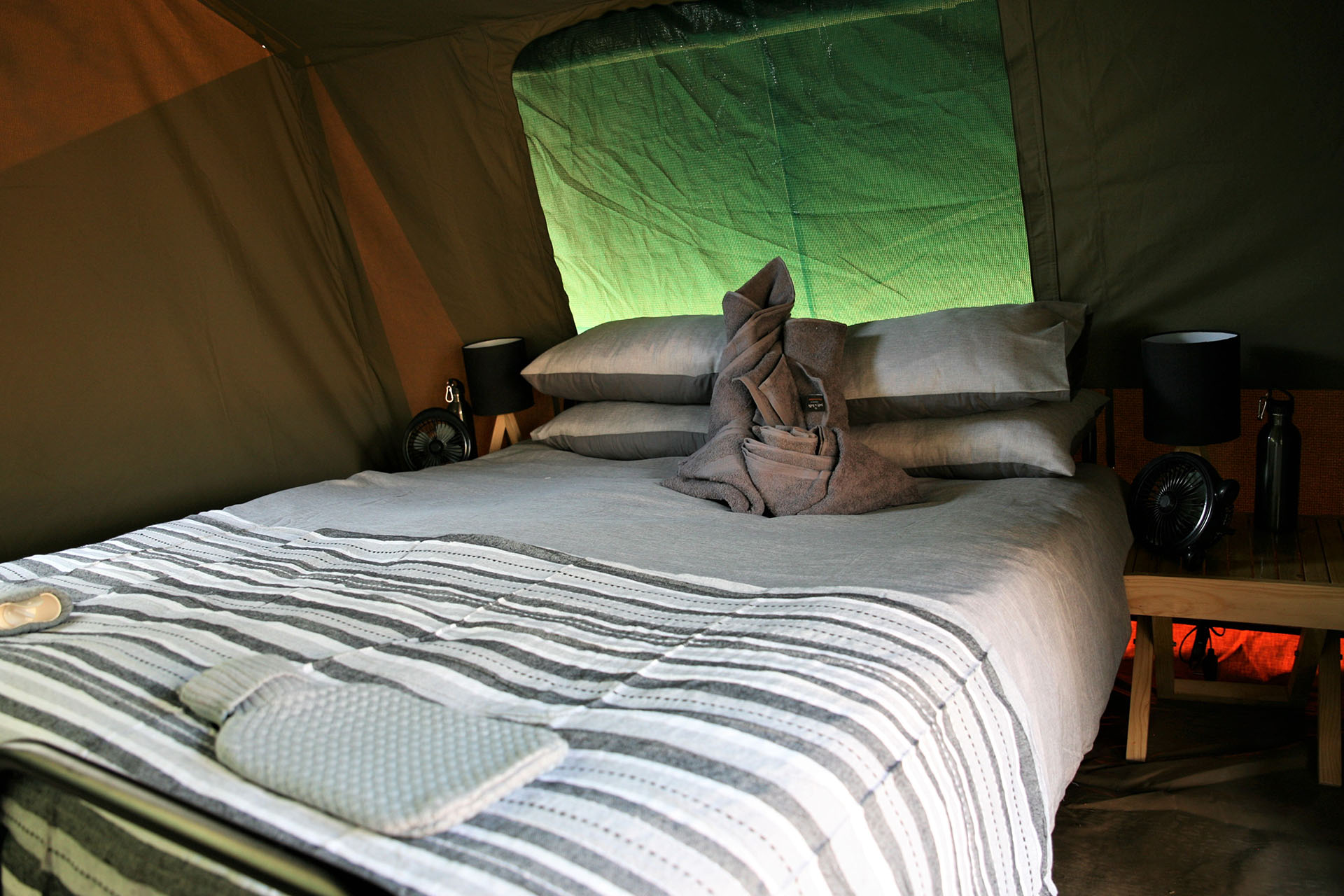 Accommodation Mobile Tents
